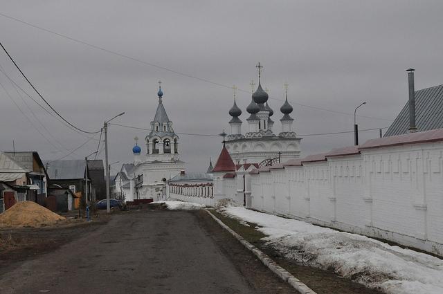 Свято-Воскресенский женский монастырь, Муром