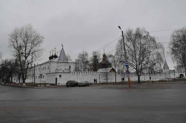 Свято-Троицкий женский монастырь, Муром