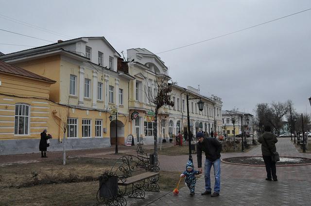 Торговый дом Соколова, XIX в., Муром