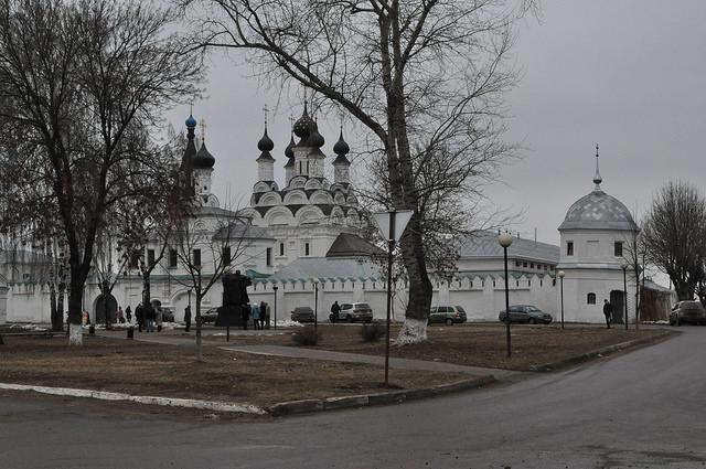Свято-Благовещенский мужской монастырь, Муром