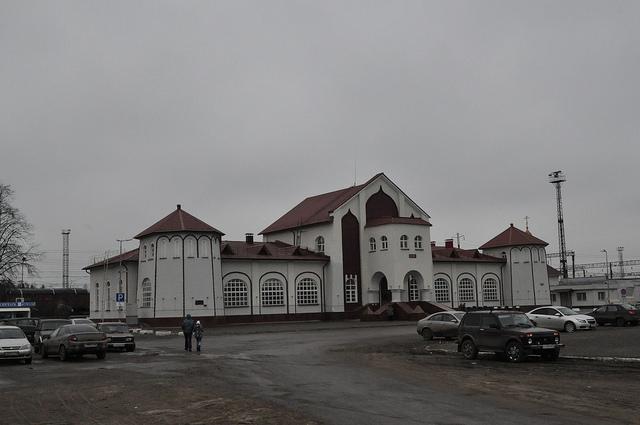 Вокзал Муром-1