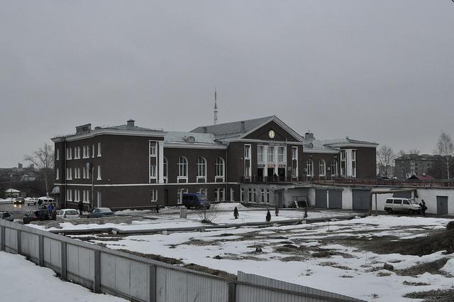 Вокзал Арзамас-2