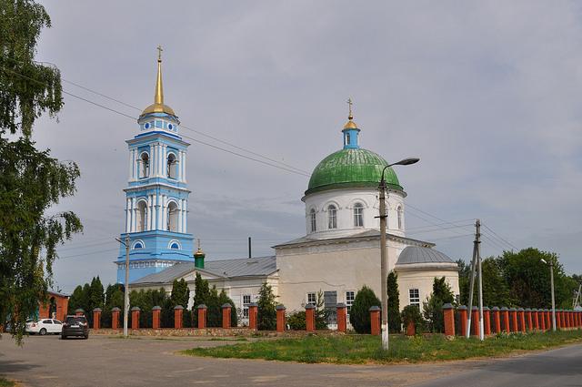 Храм Иоанна Богослова (Куркино)