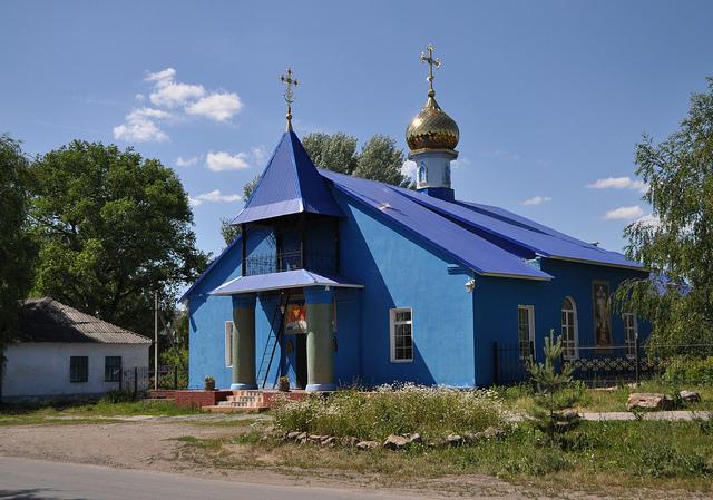 Церковь Михаила Архангела в Чернаве