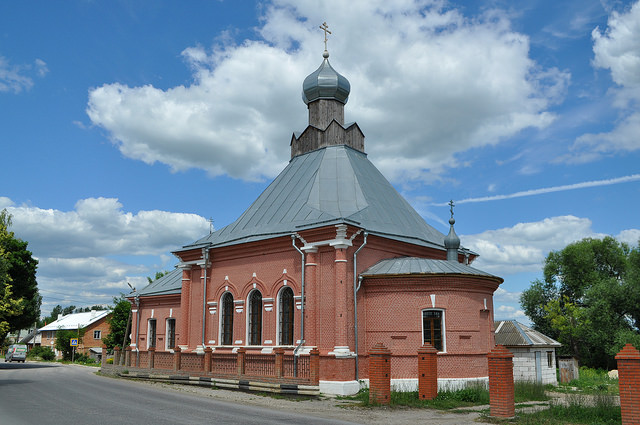 Николо-Часовенский храм (Белёв)