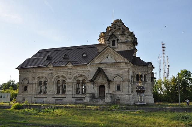 Храм Димитрия Солунского (Берёзовка)