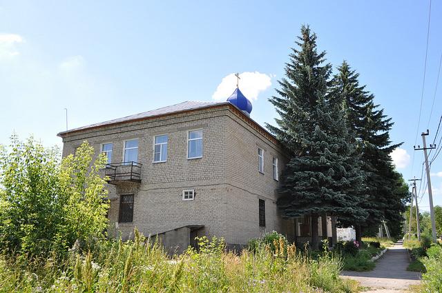 Церковь Жён-Мироносиц (Арсеньево)