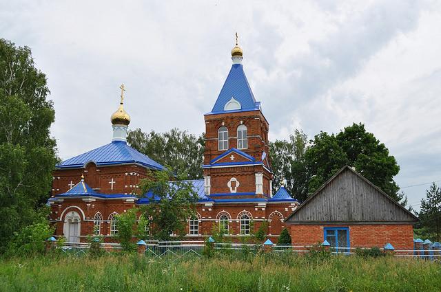 Свято-Никольский храм (Осиново)