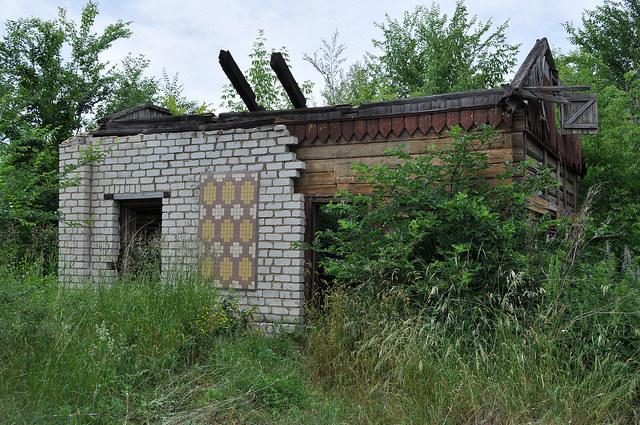 Здание на ст. Дворики