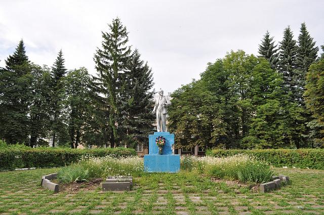 Памятник В.И. Ленину (Куркино)