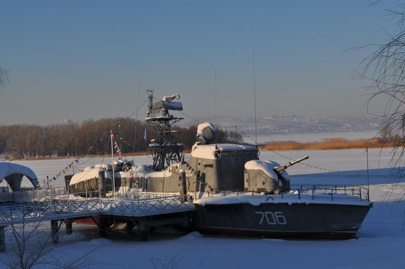 Ракетный катер Р-50 «Карачаево-Черкесия», Энгельс