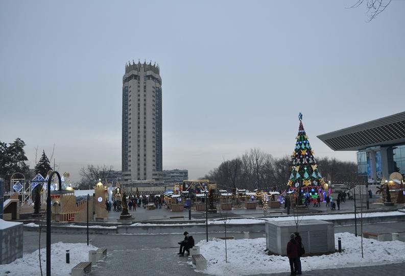 Гостиница «Казахстан», Алматы