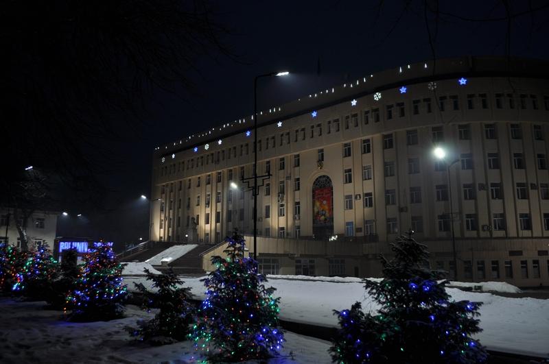 Казахский национальный педагогический университет им. Абая, Алматы