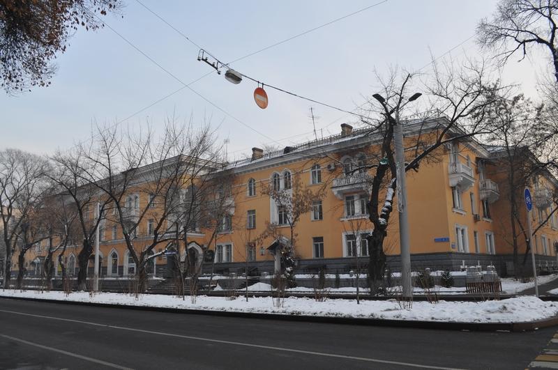 Жибек-Жолы, 60, Алматы