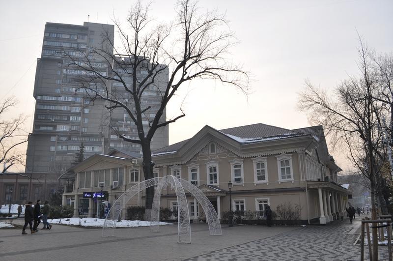 Дом Сеит-Ахмет Сейдалина