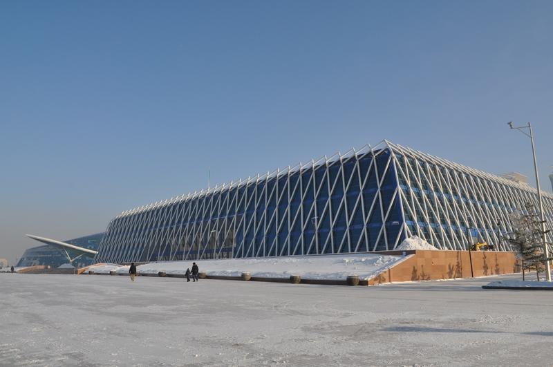 Дворец Независимости, Астана