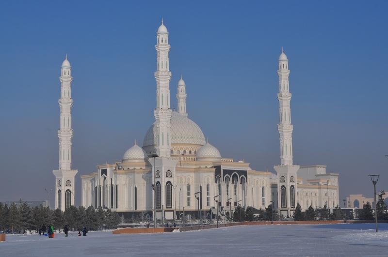 Мечеть «Хазрет Султан», Астана