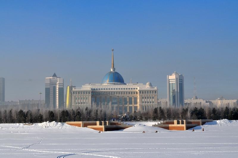 Резиденция Президента РК «Ак-Орда»