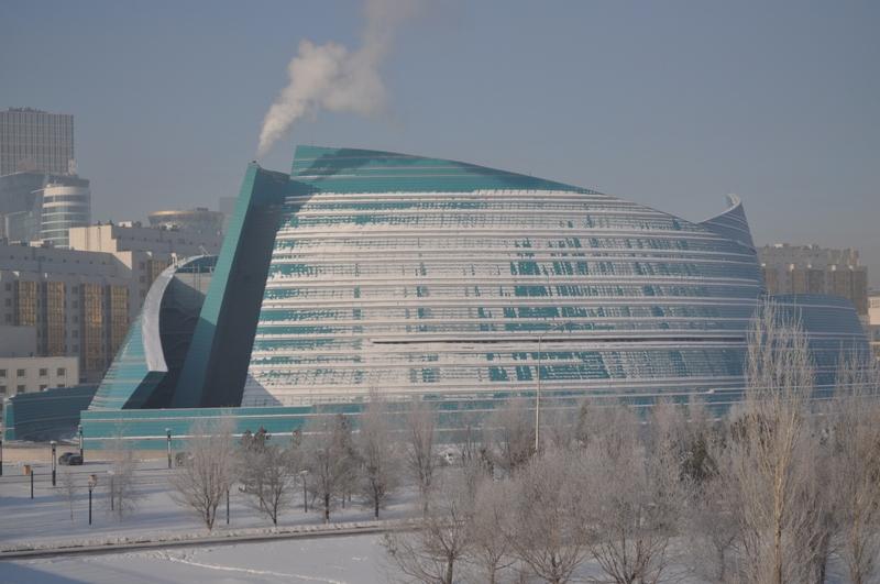 Центральный концертный зал «Казахстан», Астана