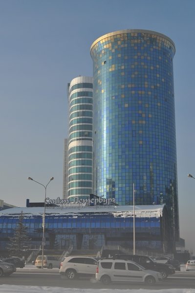 Бизнес-центр «Санкт-Петербург», Астана