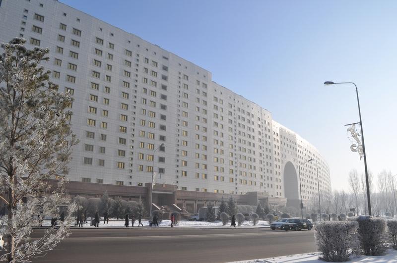 Дом Министерств, правое крыло, Астана