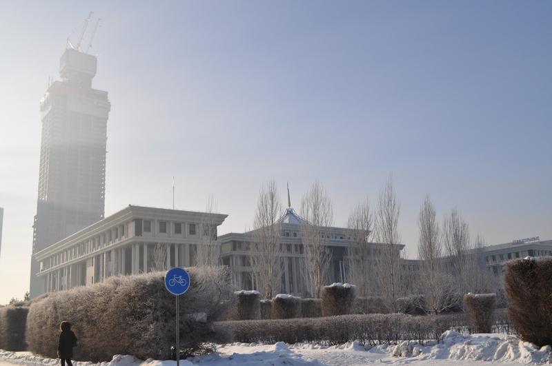 Министерство обороны Республики Казахстан, Астана