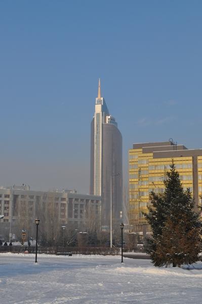 «Транспорт Тауэр», Астана