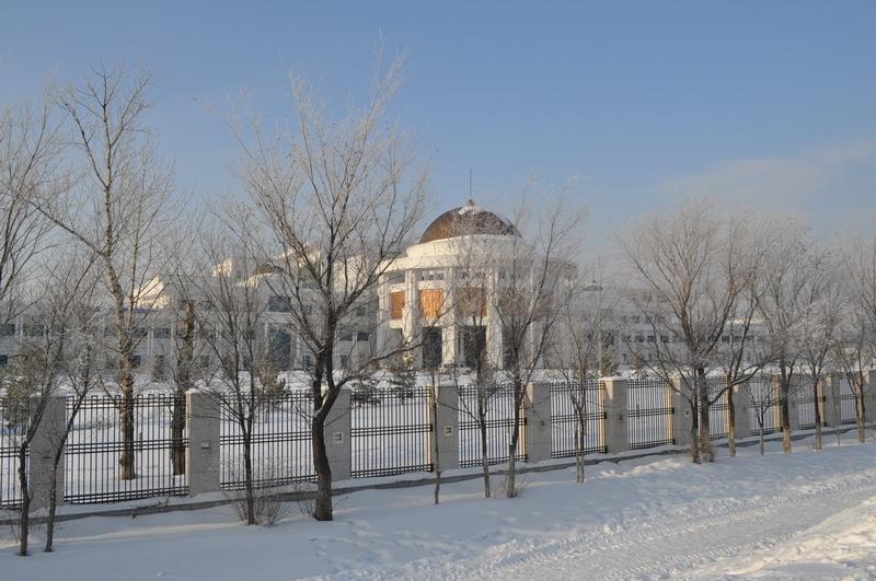 Главный корпус «Назарбаев Университет», Астана