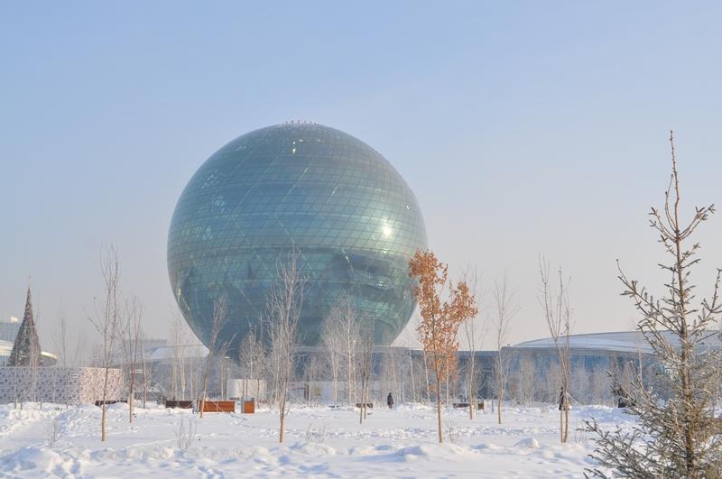 Павильон Нұр Әлем, Астана