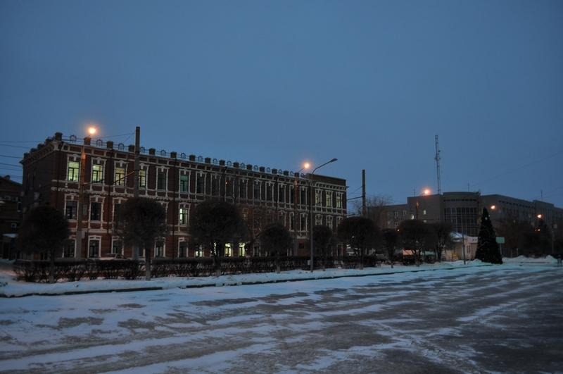 Оренбург, Комсомольская улица