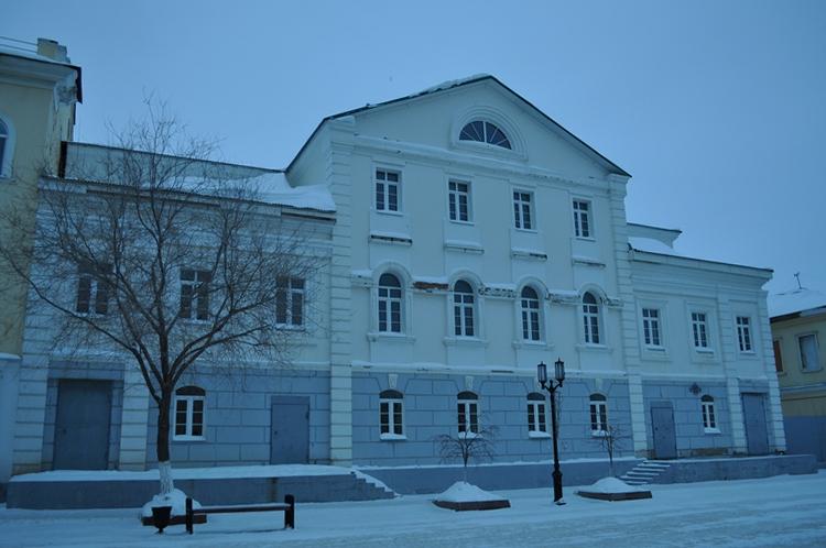 Советская, 32, Оренбург
