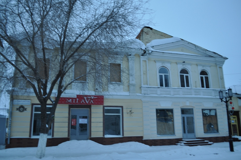 Советская, 32д, Оренбург