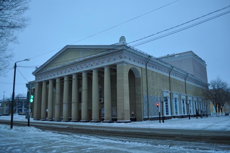 Оренбургский драматический театр имени Максима Горького