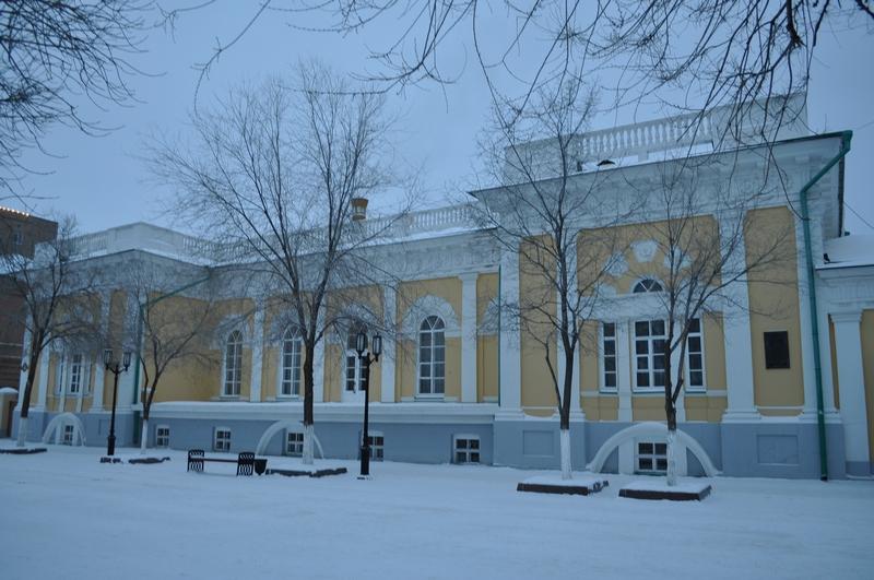 Дом учителя, Оренбург