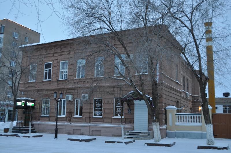 Советская, 15, Оренбург