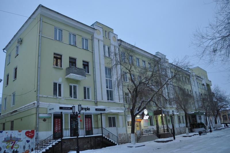 Оренбург, Советская, 14