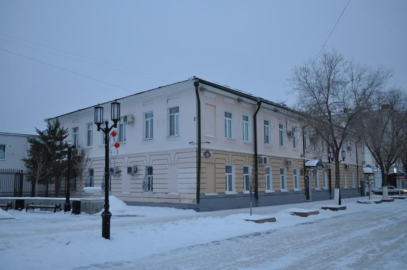 Министерство культуры, общественных и внешних связей Оренбургской области