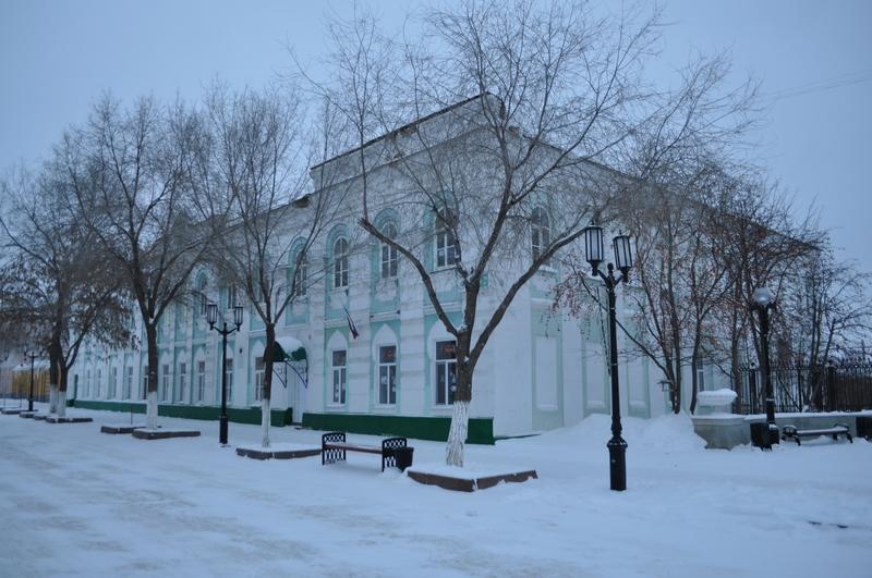 Школа №3, Оренбург