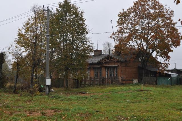 Жилой дом в Куженкино