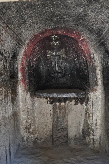 Монастырь Гегард, часовня Лусаворича