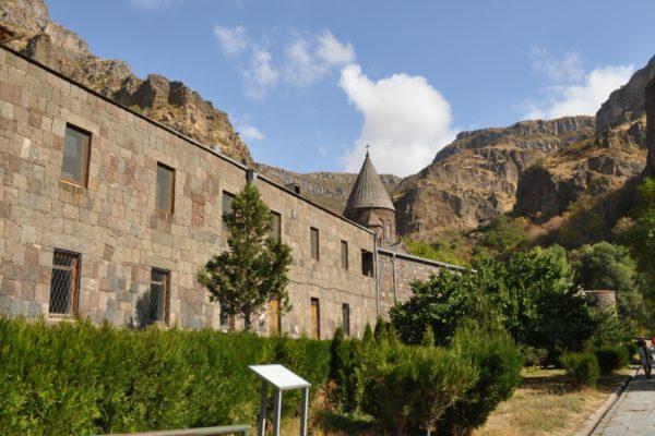 Армения, монастырь Гегард