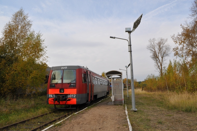 РА1-0012 в Жарковском