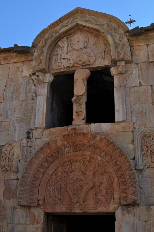Церковь Сурб Карапет, монастырь Нораванк, Армения