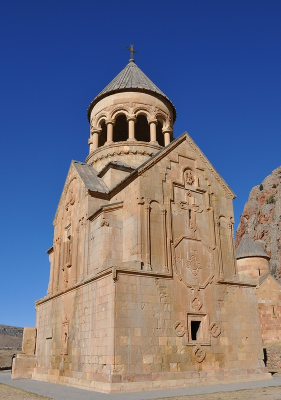 Церковь Сурб Аствацацин, монастырь Нораванк, Армения