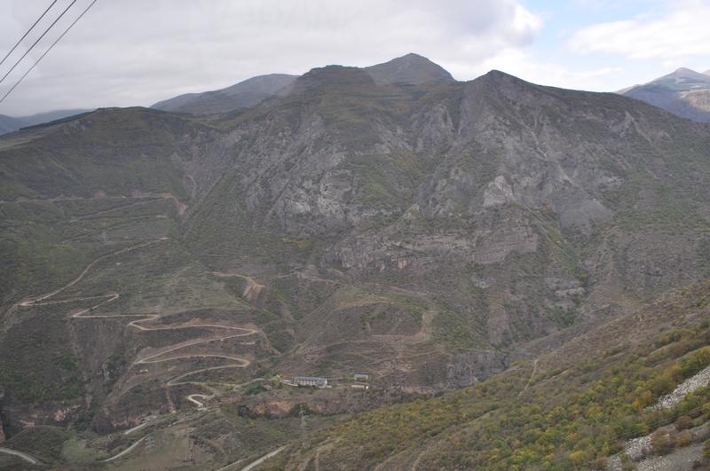 Канатная дорога «Крылья Татева», Армения