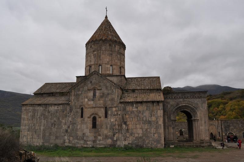 Храм святых апостолов Петра и Павла (Сурб Погос-Петрос), Татев, Армения
