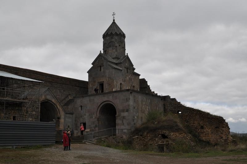 Церковь Пресвятой Богоматери (Сурб Аствацацин), Татев, Армения