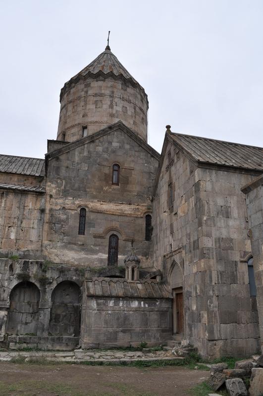 Церковь Святого Григория Просветителя (Сурб Григор Лусаворич), монастырь Татев, Армения