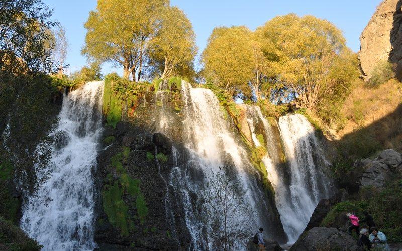 Нораванк, Татэв, Шакинские водопады