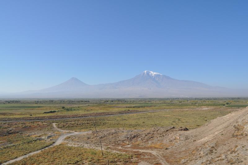 Арарат из Хор Вирапа, Армения